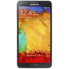 Samsung Galaxy Note 3 with Premium Headset Combo,  black