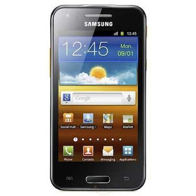 Samsung Galaxy Beam GT I8530,  black