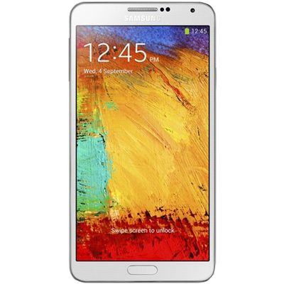 Samsung Galaxy Note 3 with Premium Headset Combo,  white