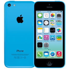 Apple iPhone 5C, 16 gb,  blue