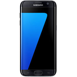 Samsung Galaxy S7 Edge,  black, 128 gb