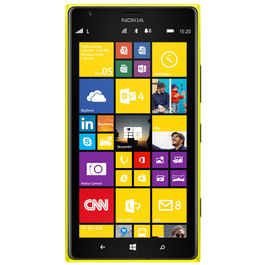 Nokia Lumia 1520,  yellow
