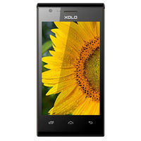 Xolo A550s IPS,  black
