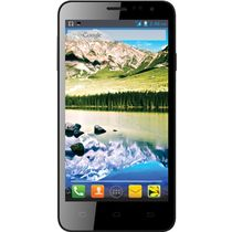 Intex Aqua i2 plus,  black