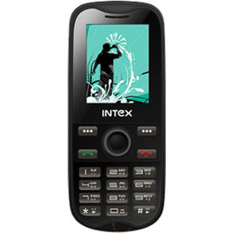 Intex Nano Super,  black