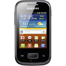 Samsung Galaxy Pocket,  black