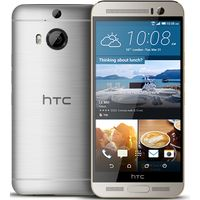 HTC One M9 Plus,  silver
