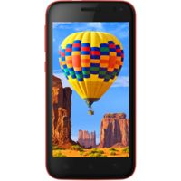 Intex Aqua Curve Mini,  red