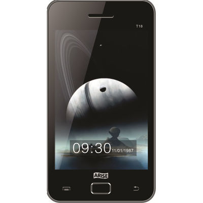 Arise Swifty T18,  black