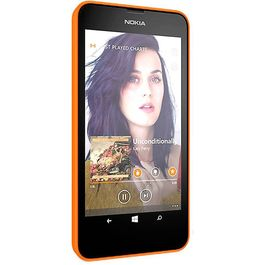 Nokia Lumia 630 Single Sim,  orange