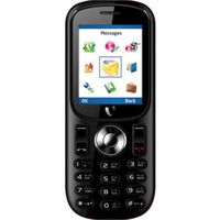 Videocon V1521,  black red