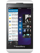 BlackBerry Z10 (Pure White)
