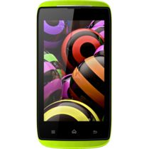 Intex Aqua N4,  green
