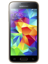 Samsung Galaxy S5 Mini, gold