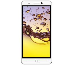 Intex Aqua Super (White Silver)