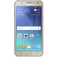 Samsung Galaxy J7  Gold  available at Infibeam for Rs.10880