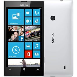 Nokia Lumia 525,  white