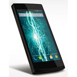 Lava Iris Fuel 60,  black