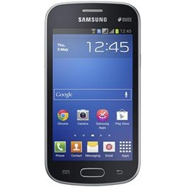 Samsung Galaxy Trend s7392,  winered