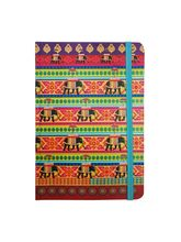 The Elephant Company Temple Elephant Journal, multicolor