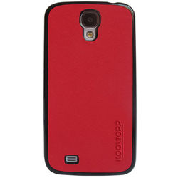 Kooltopp Snap on Case for Samsung S4,  red