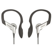 Panasonic Clip Type Earphone for iPods, MP3 RP-HS6E-S, 0,  silver