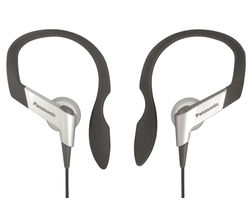 Panasonic Clip Type Earphone for iPods & MP3 - RP-HS6E-S