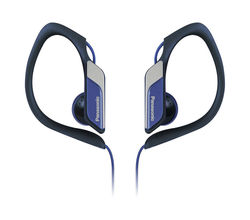 Panasonic RP-HS34ME-A In-Ear Stereo Headphone, blue