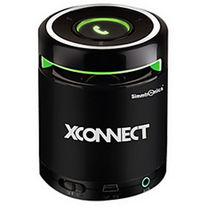 Simmtronics Xconnect Bluetooth Speaker BTSQ1,  black