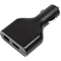 Targus Car Charger for Laptop & USB Tablet, 0,  black