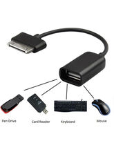 Callmate OTG Cable For Samsung Tab 30 Pin (P3100, P5100, N8000, P6800)