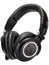 Audio Technica ATH-M50x Headphone, black