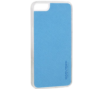 Kooltopp Snap on Case for iPhone 5 / 5s,  white
