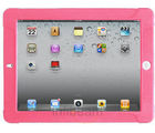 Amzer Silicone Skin Jelly Case for Apple iPad II (Baby Pink)