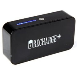Recharge MC0052 Power Bank (5200 mAh),  white