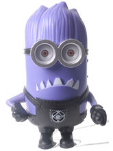 Callmate XC-06 Despicable Me 2 Minion Design Portable Mini Speaker, purple