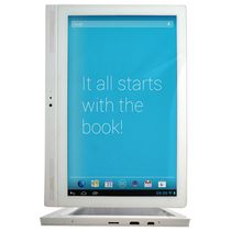 Notion Ink Adam II Wifi Tablet, 8 gb,  white