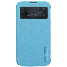 Kooltopp Flap Case for Samsung S4,  blue