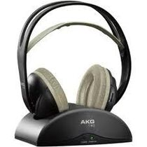 AKG K912 Wireless Headphone, hexa chrome black