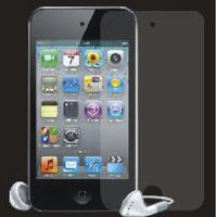 iAccy - Antiglare Screen Guard for iPod Touch 4, 0, standard-transparent