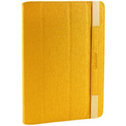 Kooltopp Multi Stand Case for iPad Air, vibrant yellow