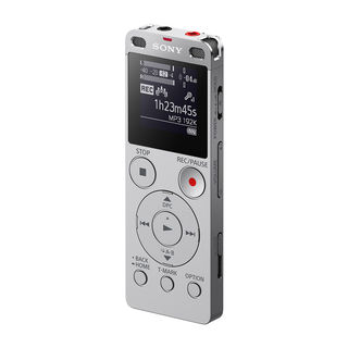 Sony ICD UX560F Digital Voice Recorder with Built in USB, silver
