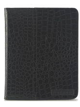 KoolTopp Bink iPad convertible case, black croc