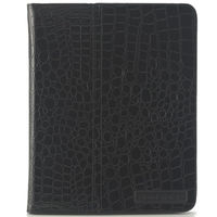 KoolTopp Bink iPad convertible case, black-croc