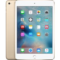 Apple iPad  Mini 4 WiFi+ Cellular, 16 gb,  gold