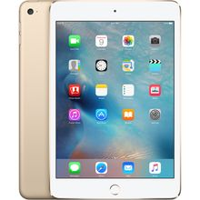 Apple iPad  Mini 4 WiFi+ Cellular,  gold, 16 gb
