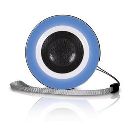 Dream Gear iSound Mini Speaker (ISOUND-1606),  blue