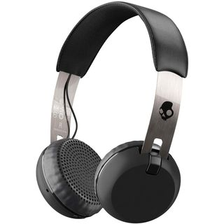 Skullcandy S5 GBWJ539 Grind Bluetooth Wireless On Ear Headphones with Built In Mic and Remote