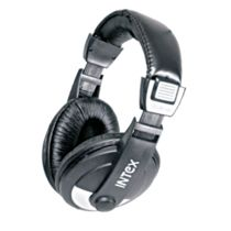 Intex Mega Headphone,  black