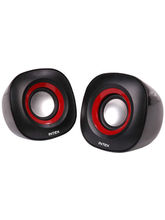 Intex Multimedia Speaker 2.0 Channel IT-355, black